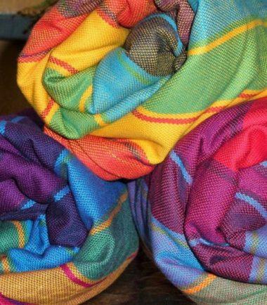 Fascia AlMelle Yellow Rainbow 5