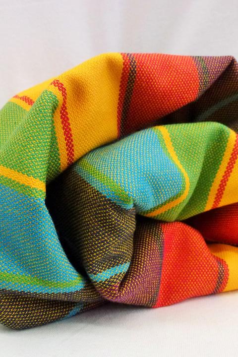 Fascia AlMelle Yellow Rainbow