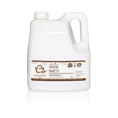 Detergente Liquido Piatti Officina Naturae 4Lt