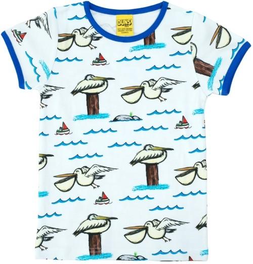 t-shirt maglia a maniche corte cotone organico