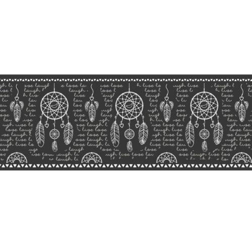 fascia portabebè niku niku bianco e nero