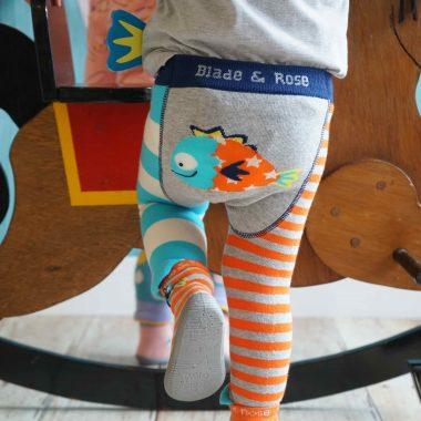 leggings per bambini blade and rose