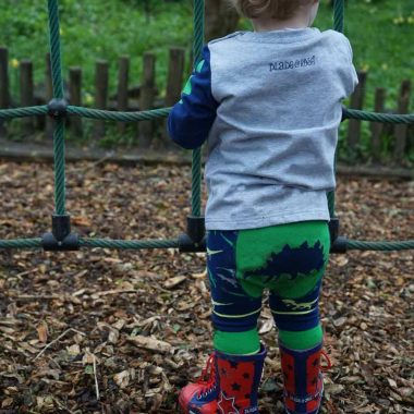 leggings per bambini blade and rose