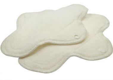 assorbenti lavabili blumchen cotone organico 3 pezzi