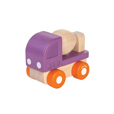 mini camion betoniera plantoys