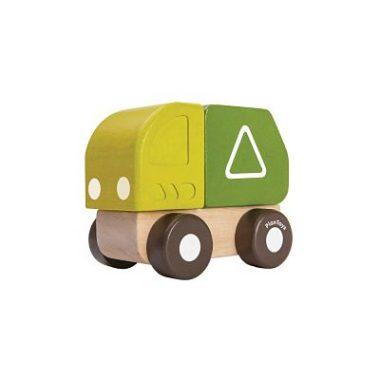 mini camion dell'immondizia plantoys