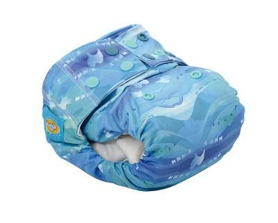AIO mommy mouse pannolino lavabile