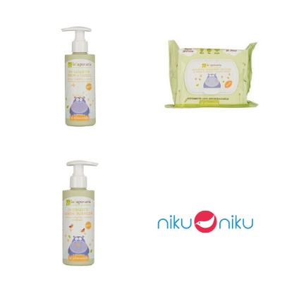 Kit Igiene Bimbo La Saponaria Niku Niku