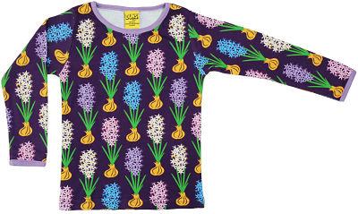 Maglia a maniche lunghe duns Hyacinth Dark Purple
