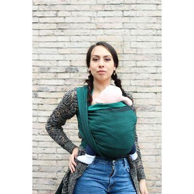 fascia newborn emerald black yaro
