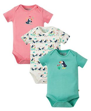 Body Frugi multipack Puffin