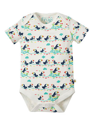 Body Frugi multipack Puffin fronte