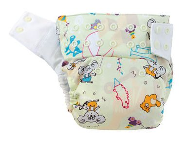 Cover mommy mouse play taglia unica snaps