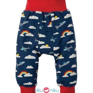 Pantaloni Parsnip pants marin blue frugi