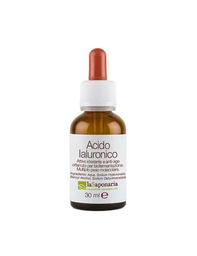 acido ialuronico la saponaria multiplo peso molecolare