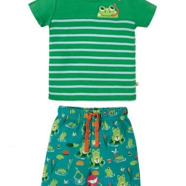 Completino Frugi Mousehole Outfit