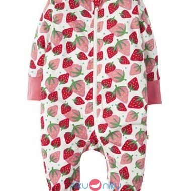 Tutina con Zip Scilly Strawberries