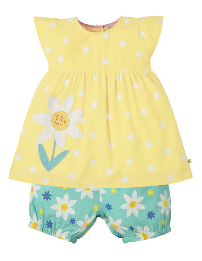 Completino Waterfall woven frugi