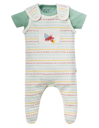 Little Summer Gift Set Frugi Sea Snail