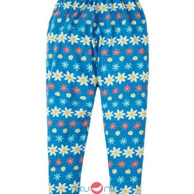 Pantaloni Frugi Flower Farm retro