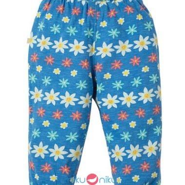 Pantaloni harem frugi flower farm retro