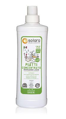 solara detersivo piatti senza profumo concentrato officina naturae 1lt