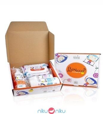 Gift box prime coccole biricco officina naturae