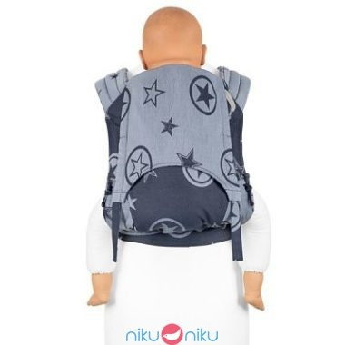 Mei tai fidella fly tai baby size outer space blue