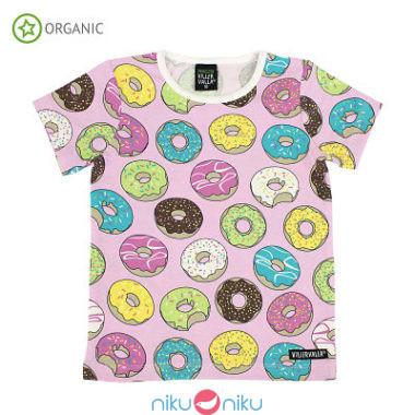 T-shirt Villervalla donut petunia