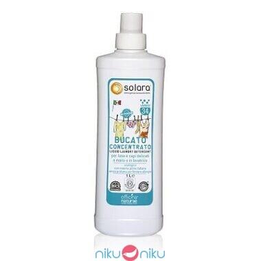 Bucato liquido senza profumo Solara officina naturae 1lt